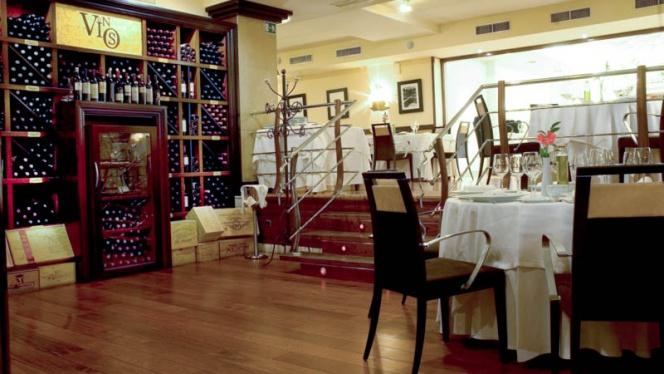Vista sala - Asador de Santiago, Ubeda