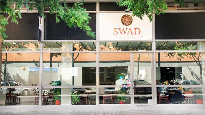 vista exterior - Swad The Indian Restaurant, Barcelona