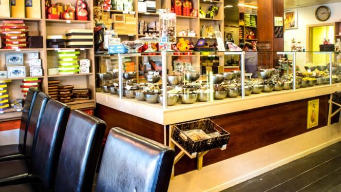 Restaurantzaal - Pannenkoekenhuis Candela, Amsterdam