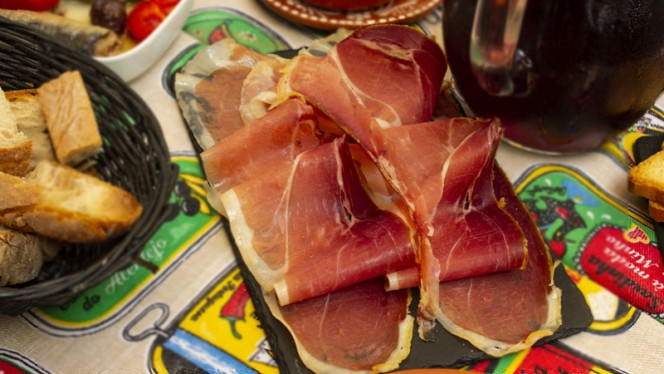 Sugestão do Chef - O Cantinho da Rute, Lisboa