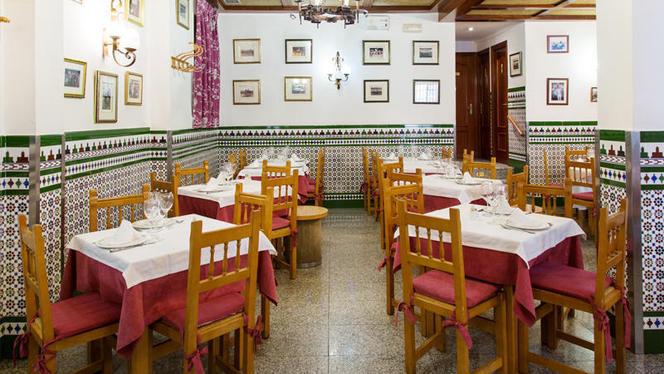 Vista Sala - Casa Mundi, Madrid