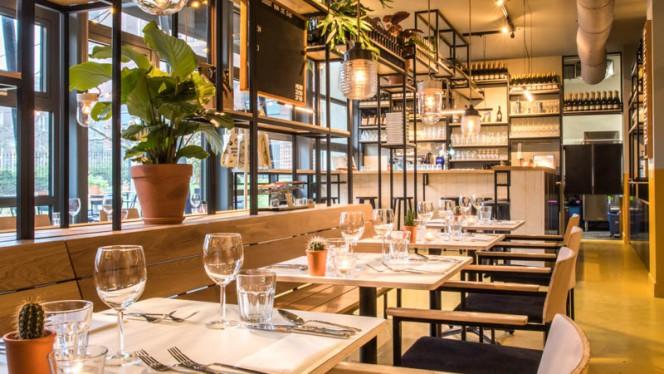 Restaurant - Instock Utrecht, Utrecht