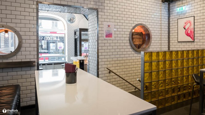 Rum - Lemon bar, Stockholm