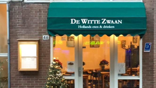 Ingang - De Witte Zwaan, Amsterdam