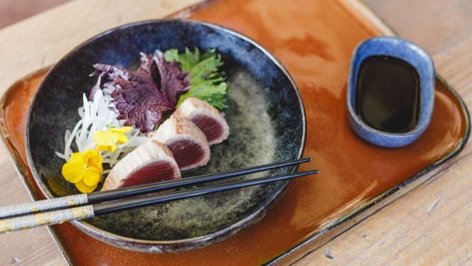 Tataki thon - Enjoy Sushi Marignane, Marignane
