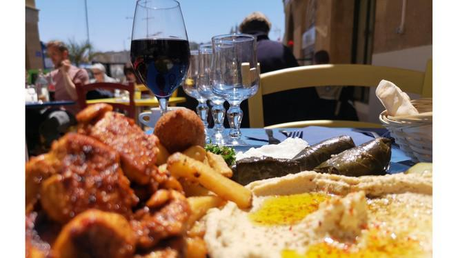 hummus - Yasmine Vieux Port, Marsiglia
