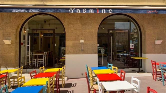 Terrasse - Yasmine Vieux Port, Marsiglia