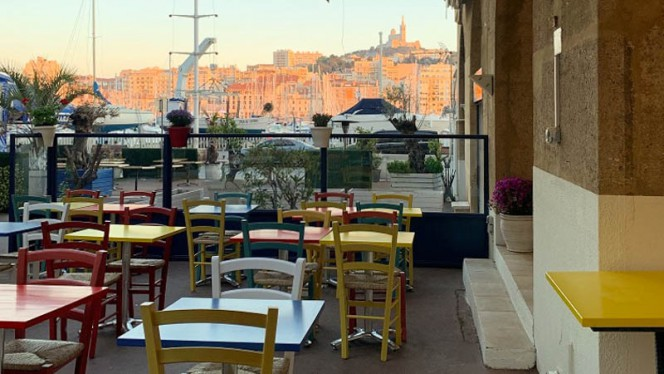 Vue Magnifique, Notre dame de la garde - Yasmine Vieux Port, Marseille
