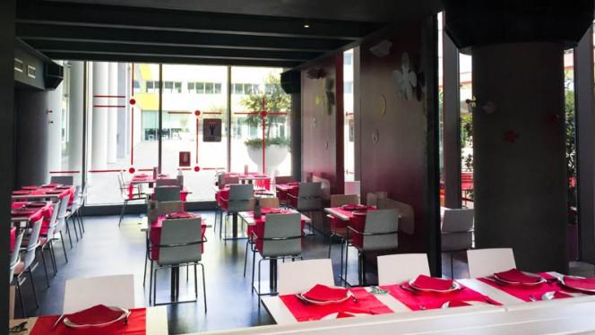 vista sala - District39, Milan