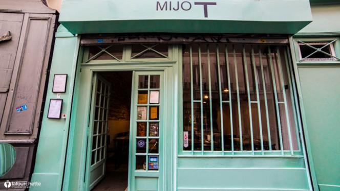 Devanture - Mijo T, Paris