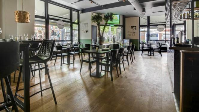 Het restaurant - Pizze Pronto! Rotterdam, Rotterdam