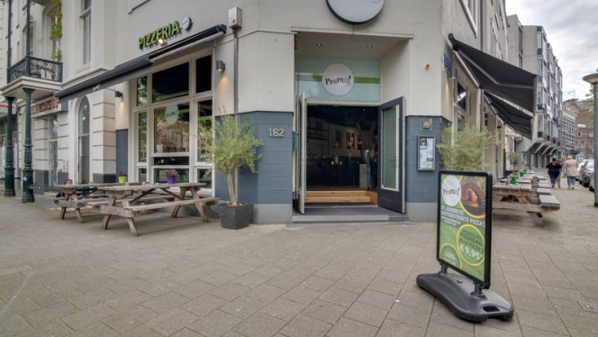 Restaurant - Pizze Pronto! Rotterdam, Rotterdam