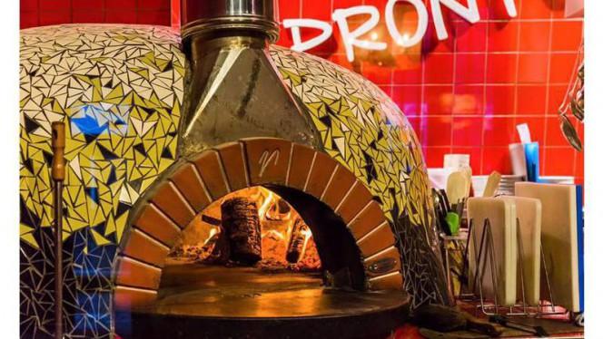 Traditionale Wood Oven - Pizze Pronto! Rotterdam, Rotterdam