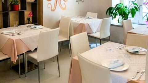 Ristorante Yu Seafood, Turin