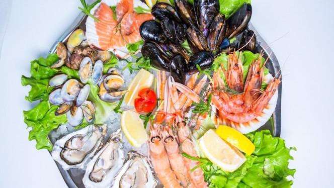 Piatto - Ristorante Yu Seafood, Torino
