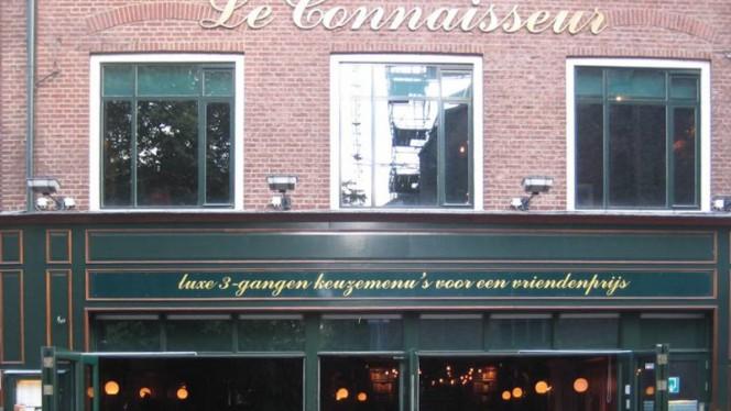 Ingang - Le Connaisseur, Den Haag