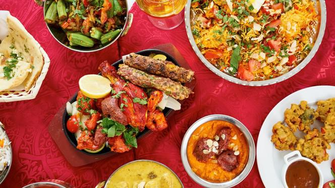Plats - Mother India,