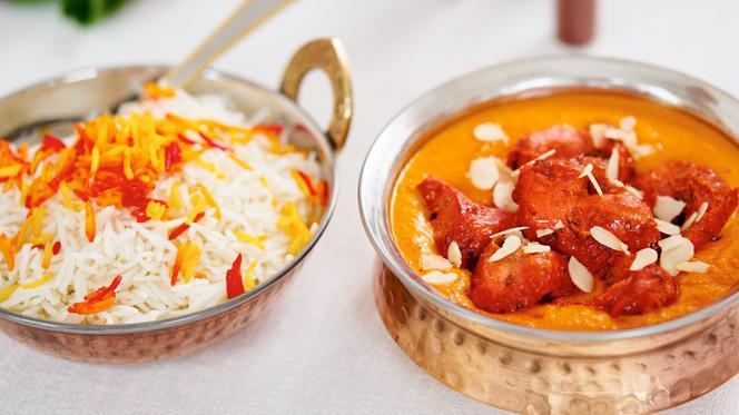 Poulet massala - Mother India,