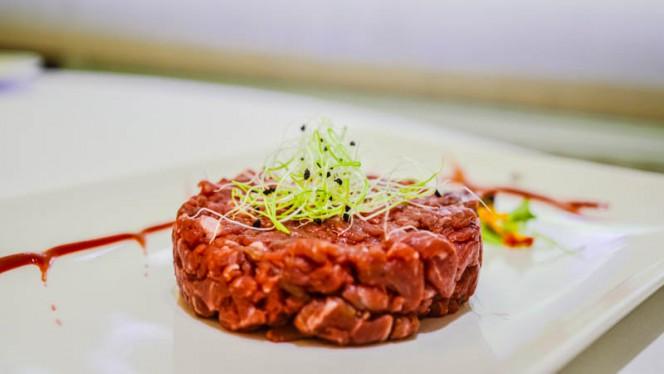 Steak Tartar - Sal Gorda, Madrid