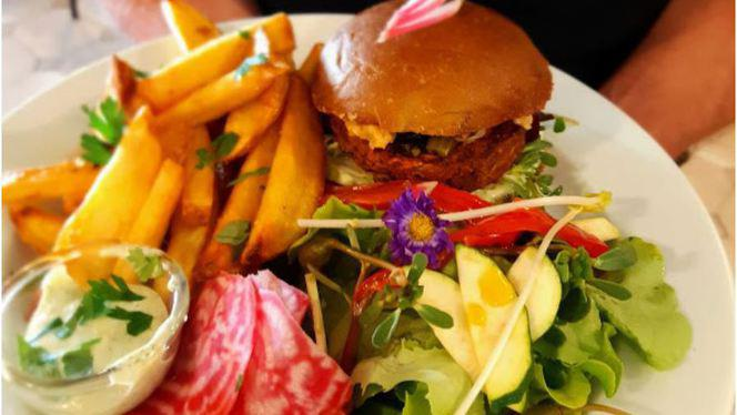 mini burger - Mikala, Marseille