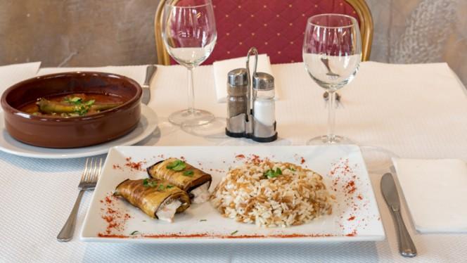 Suggestion de plat - La Table d'Antioche, Strasbourg