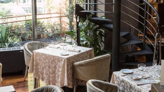 Salone ristorante - Ristorante dei Pittori, Turin