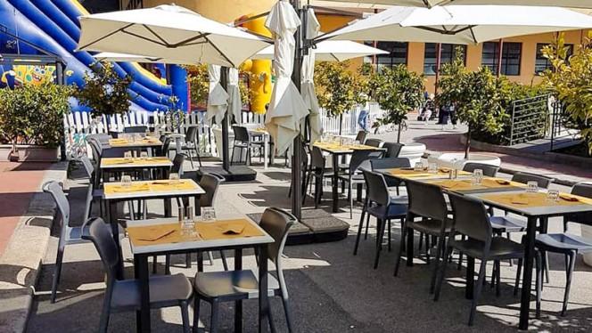 Terrazza - A Picagetta, Genova