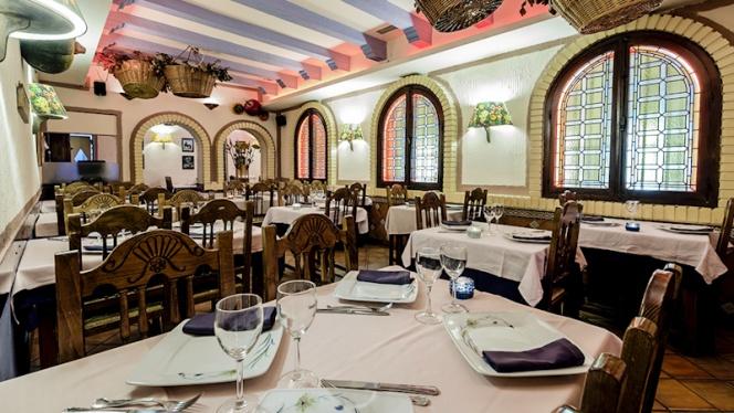 Vista comedor - Al Natural, Madrid