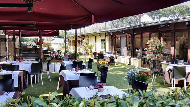 Il giardino - Garden Risto, Rome