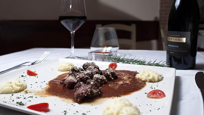 Secondo di carne - Garden Risto, Rome