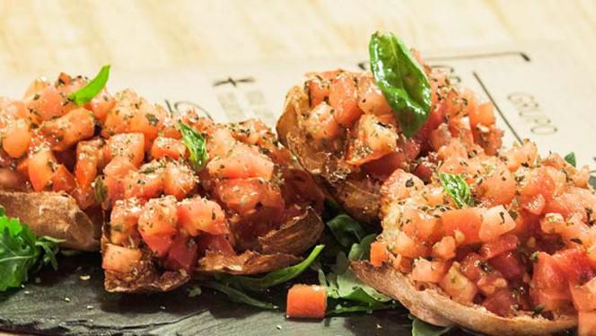 Sugerencia del chef - Grazie Mille, Madrid
