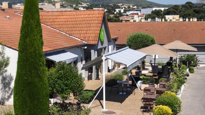 Aperçu Extérieur - Campanile Marseille Saint-Antoine, Marseille