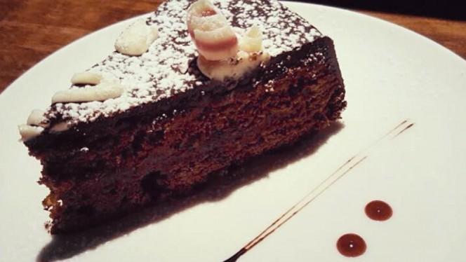 Deliziosa al cioccolato - Lochness, Rome
