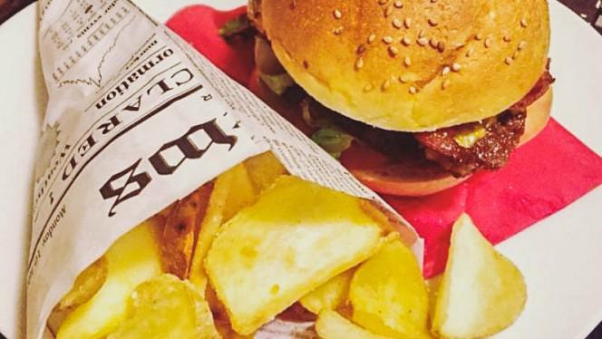Nessie Burger - Lochness, Rome