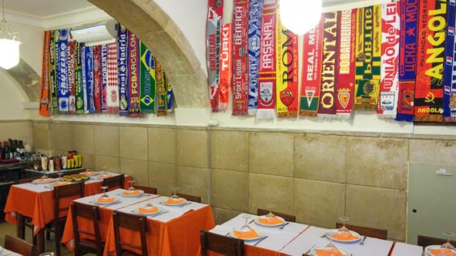Sala - O Cadete, Lisboa