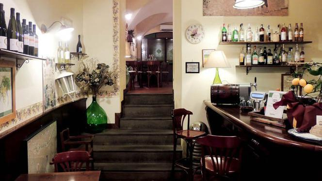 Sala - Povero Chic, Pistoia