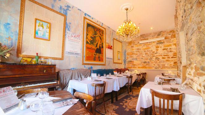 Aperçu de l'intérieur - Café des Anges, Lyon