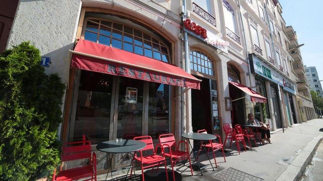 Bienvenue au restaurant Café des Anges - Café des Anges, Lyon