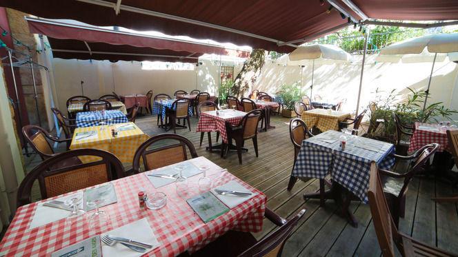 En terrasse - Café des Anges, Lyon