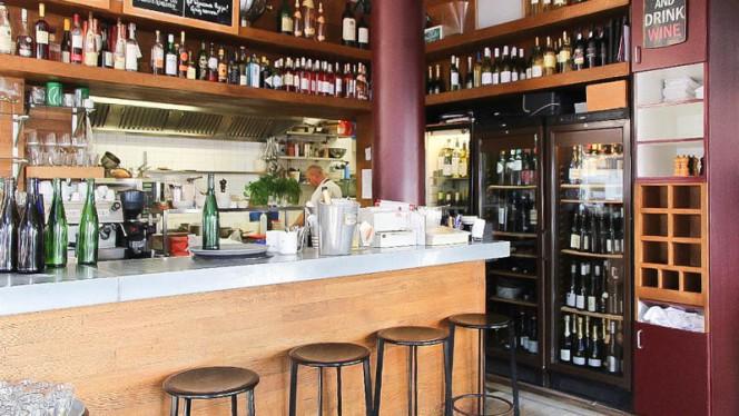 Het restaurant - Wijnbar Boelen & Boelen, Amsterdam