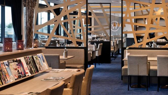 A la carte Worldhotel Wings zakelijk, prive, intiem en luxe - Worldhotel Wings, Rotterdam