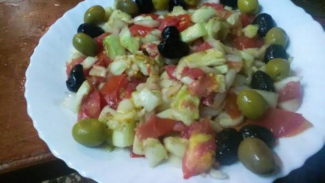 Sugerencia del chef - Tajin del Marroc, Barcelona