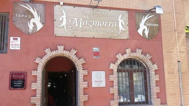 La Mazmorra - La Mazmorra, Almería