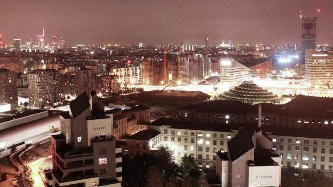 Vista by night - UNICO MILANO, Milan