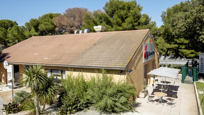 Vue de l'exterieur - Campanile Marseille Martigues, Martigues
