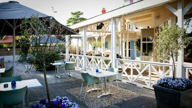 Terras - Visrestaurant Helder, Renesse
