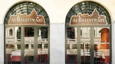 Ai Balestrari sul Naviglio Pavese, Milan