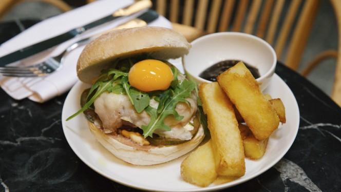 Burger - Libertine, Barcelona