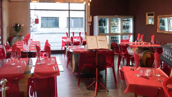 Vista sala - Cantina Seiterre Wine House & Lounge,