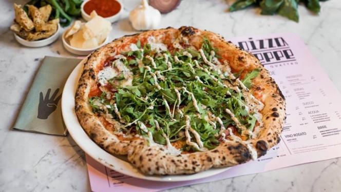 Suggestie van de chef - Pizza Beppe Roelofhartstraat, Amsterdam
